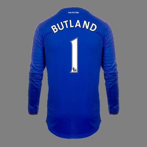 2016-17 Junior Home GK Shirt - Butland