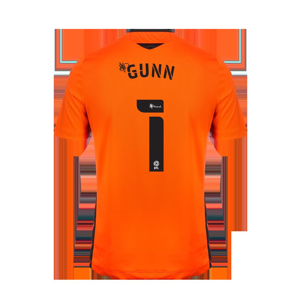 2020/21 Junior SS Away GK Shirt - Gunn