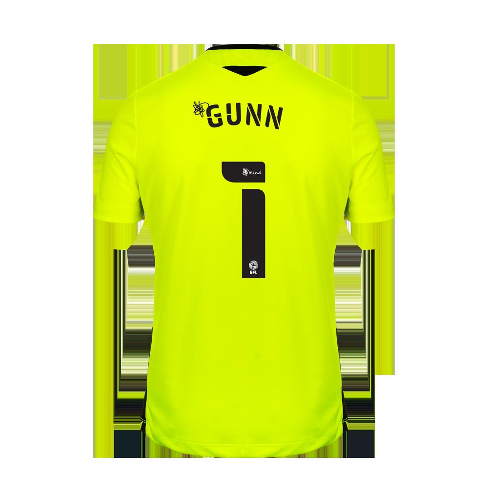 2020/21 Junior SS Home GK Shirt - Gunn