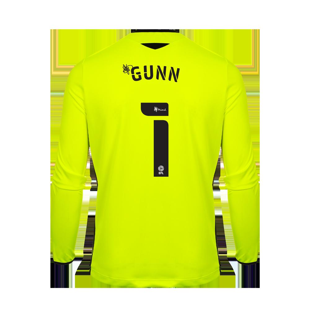 2020/21 Junior Home GK Shirt - Gunn
