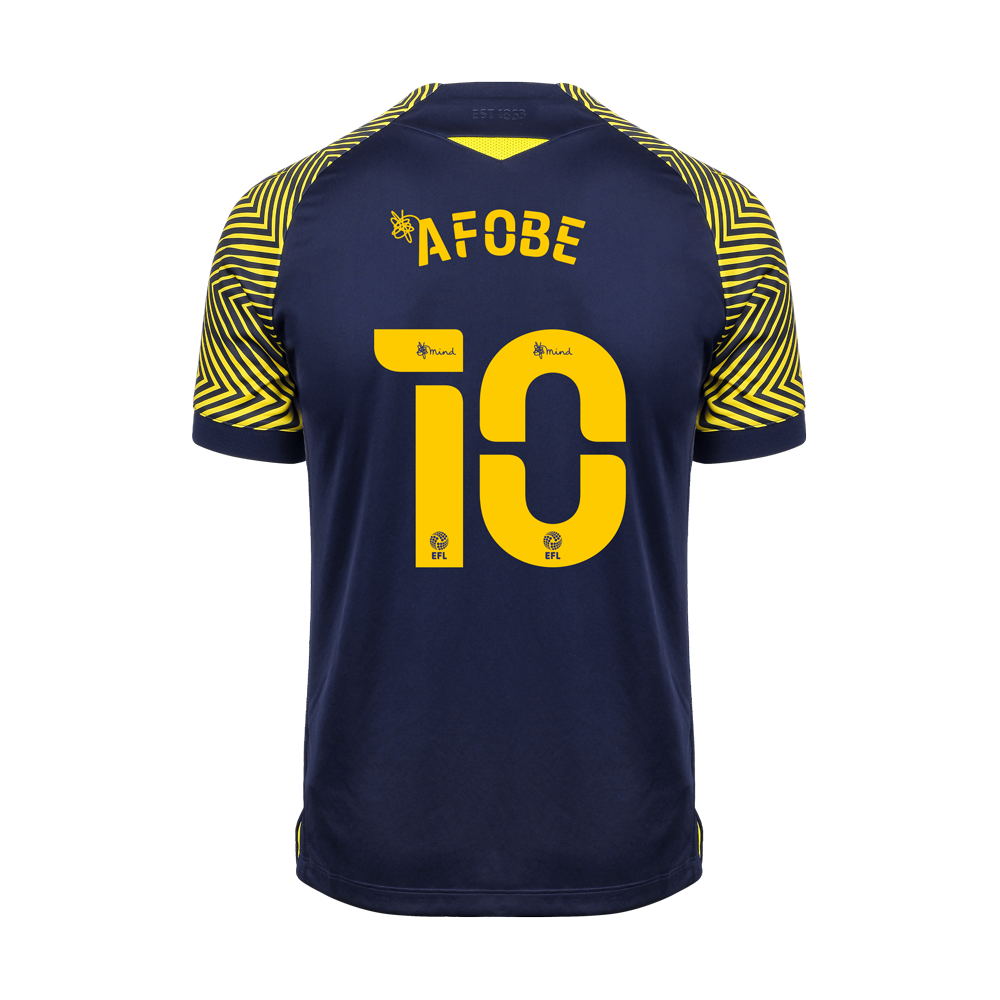 2020/21 Junior Away SS Shirt - Afobe