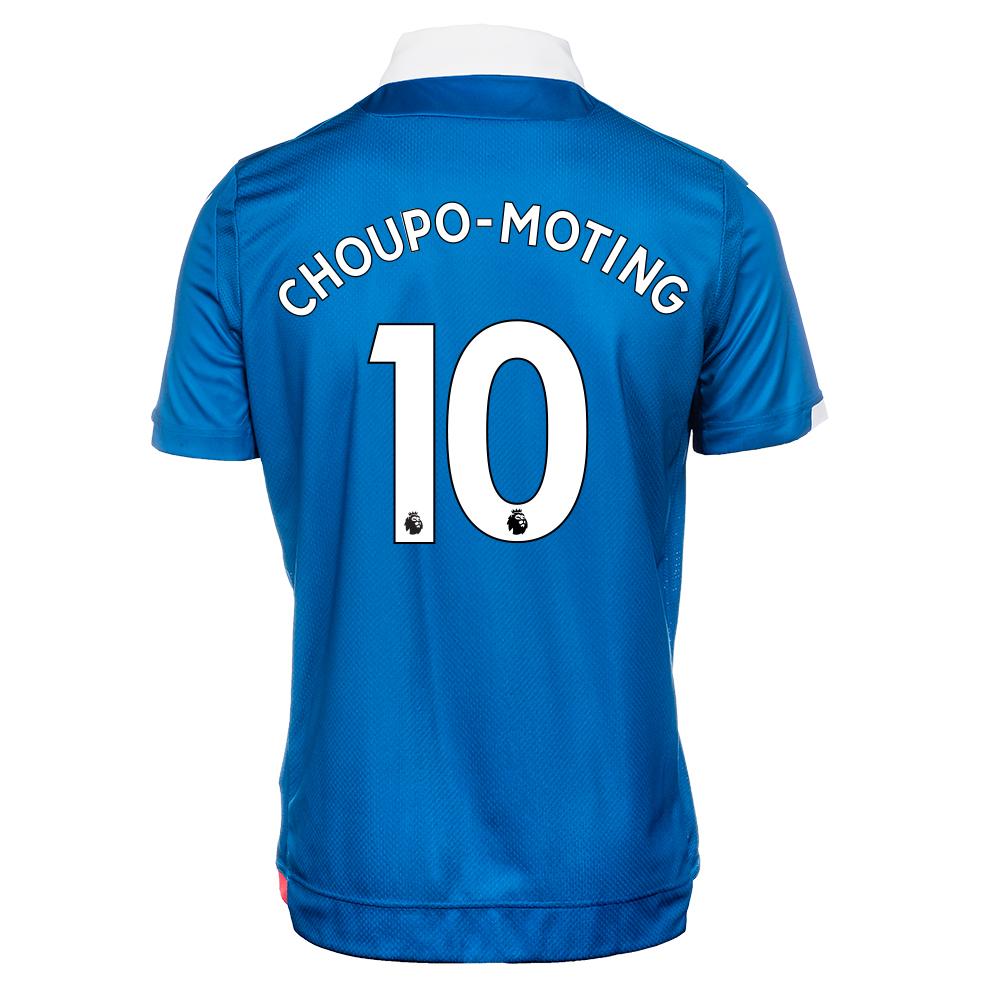 2017/18 Junior Away SS Shirt - Choupo-Moting