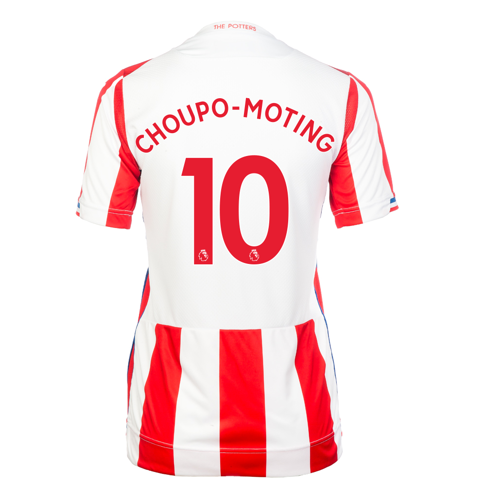 2017/18 Ladies Home Shirt - Choupo-Moting