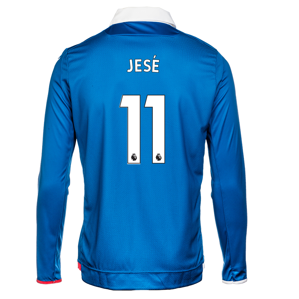 2017/18 Adult Away LS Shirt - Jese