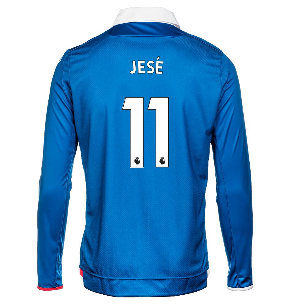 2017/18 Junior Away LS Shirt - Jese