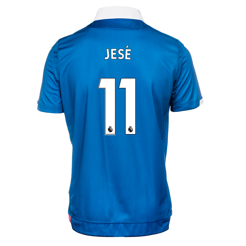 2017/18 Junior Away SS Shirt - Jese
