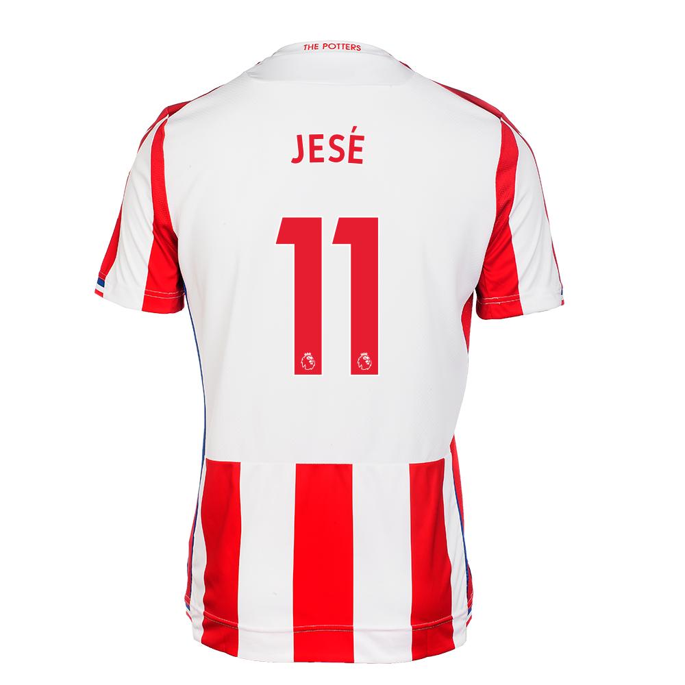 2017/18 Junior Home SS Shirt - Jese