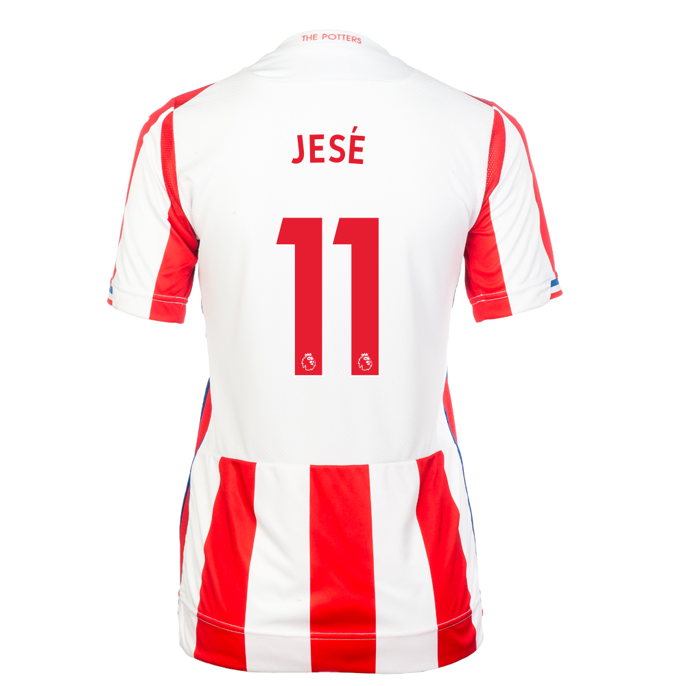 2017/18 Ladies Home Shirt - Jese