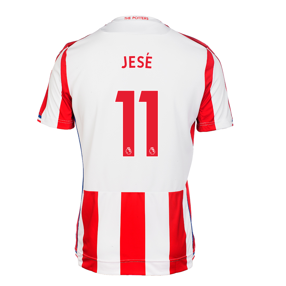 2017/18 Adult Home SS Shirt - Jese