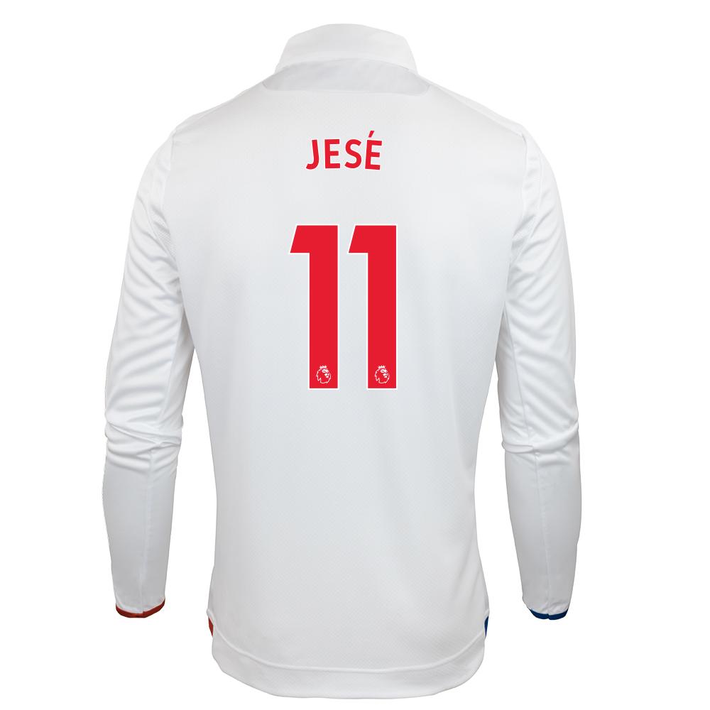 2017/18 Junior Third LS Shirt - Jese