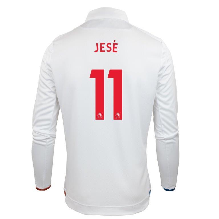2017/18 Adult Third LS Shirt - Jese