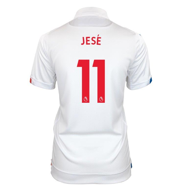 2017/18 Ladies Third Shirt - Jese