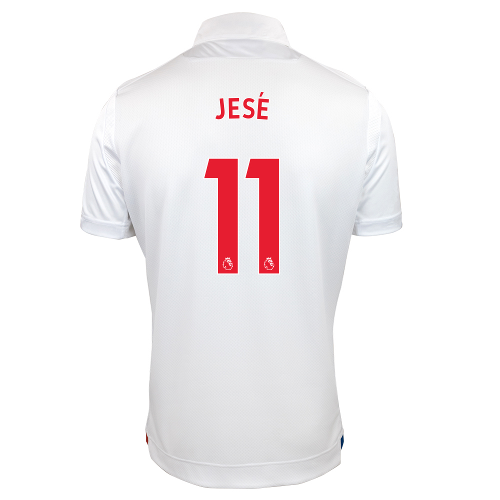 2017/18 Adult Third SS Shirt - Jese