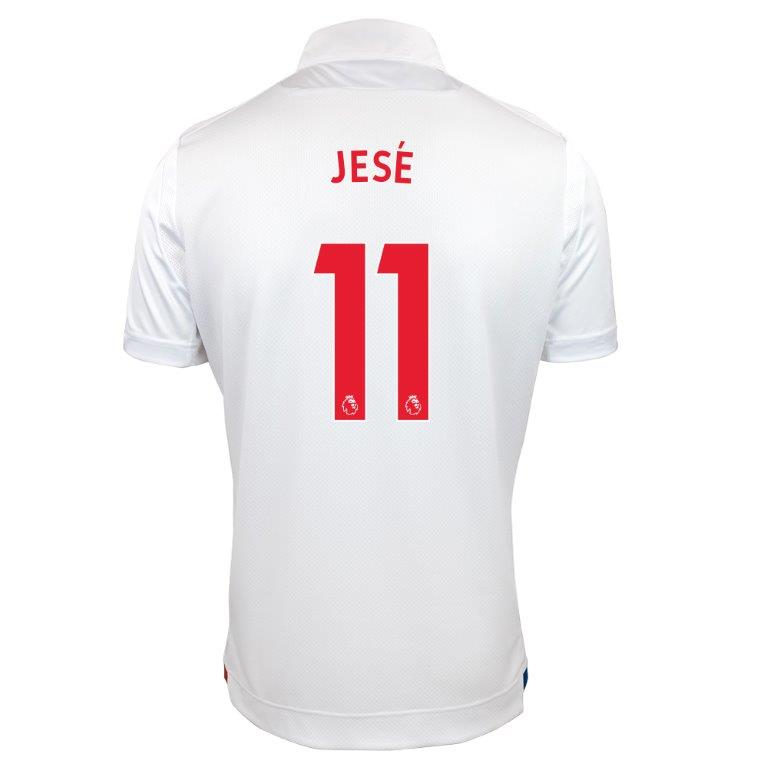 2017/18 Junior Third SS Shirt - Jese