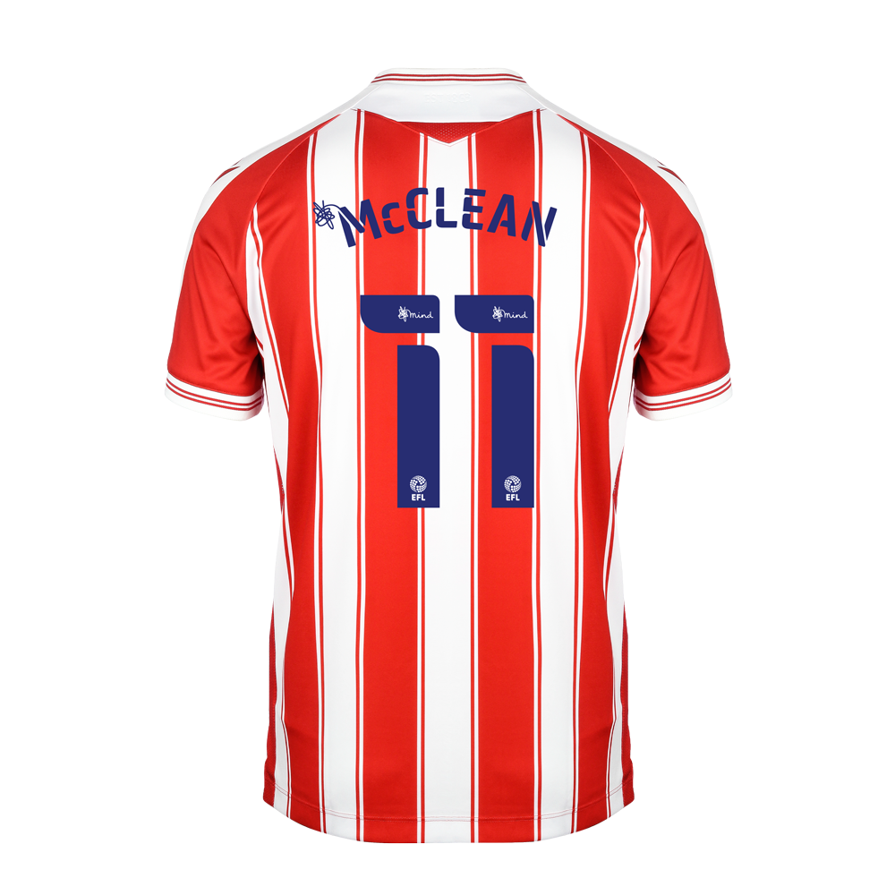 2020/21 Adult Home SS Shirt - McClean