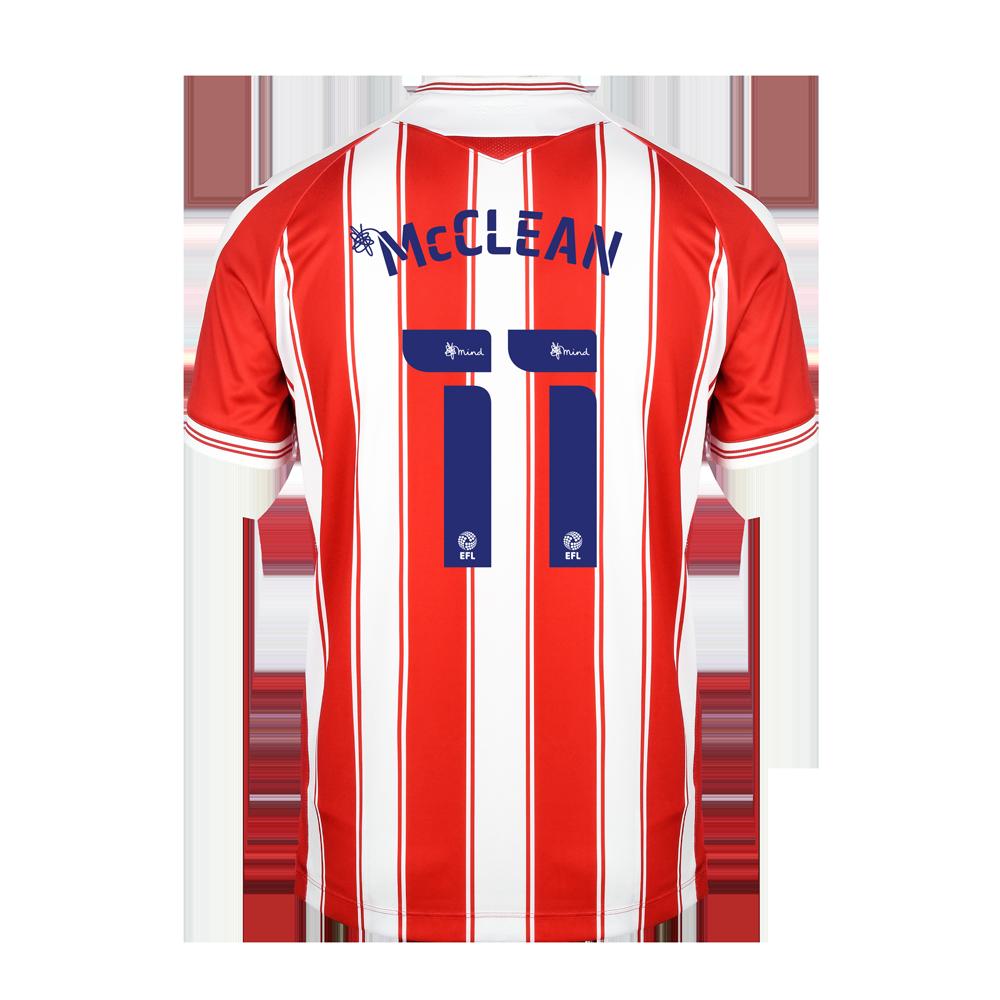 2020/21 Junior Home SS Shirt - McClean