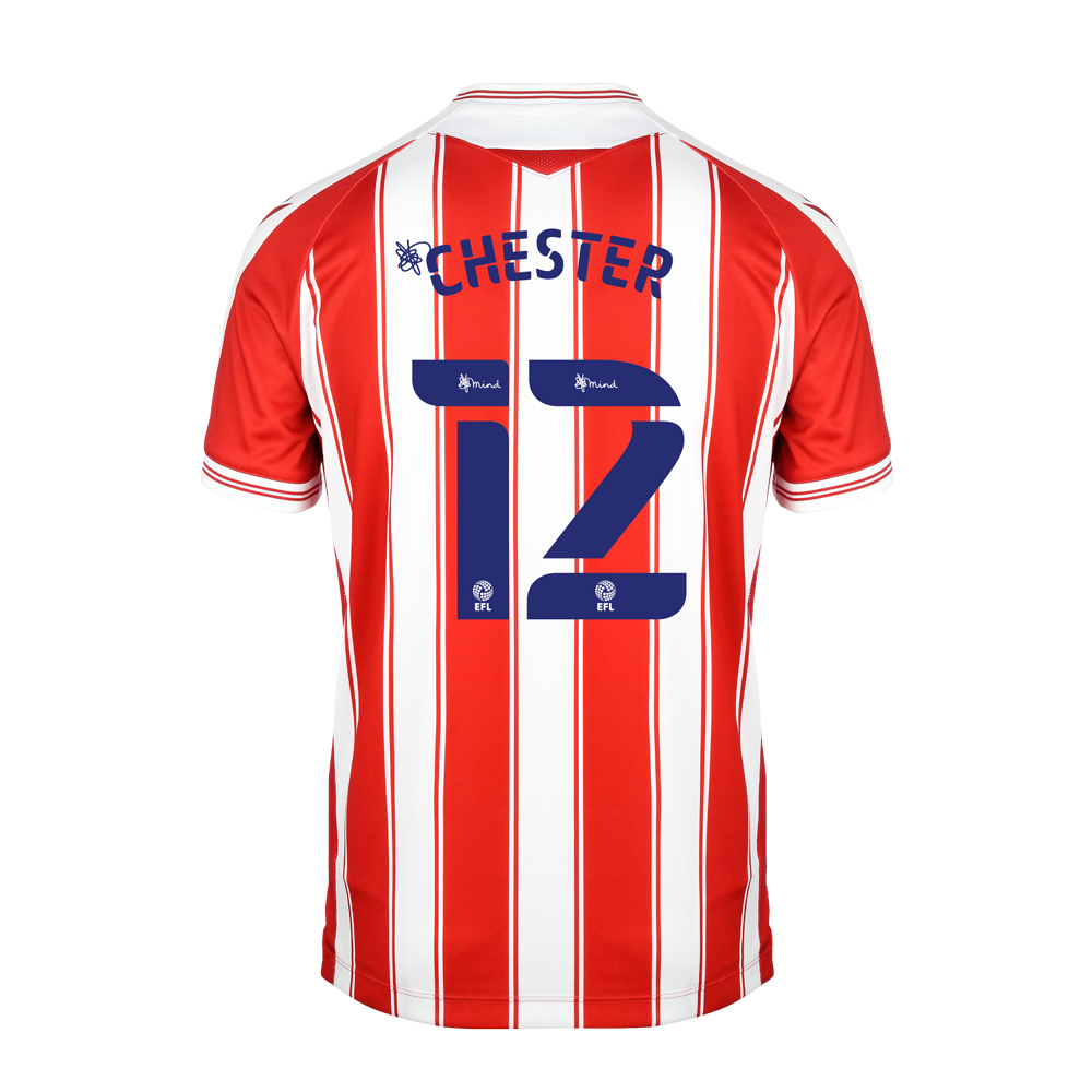 2020/21 Junior Home SS Shirt - Chester