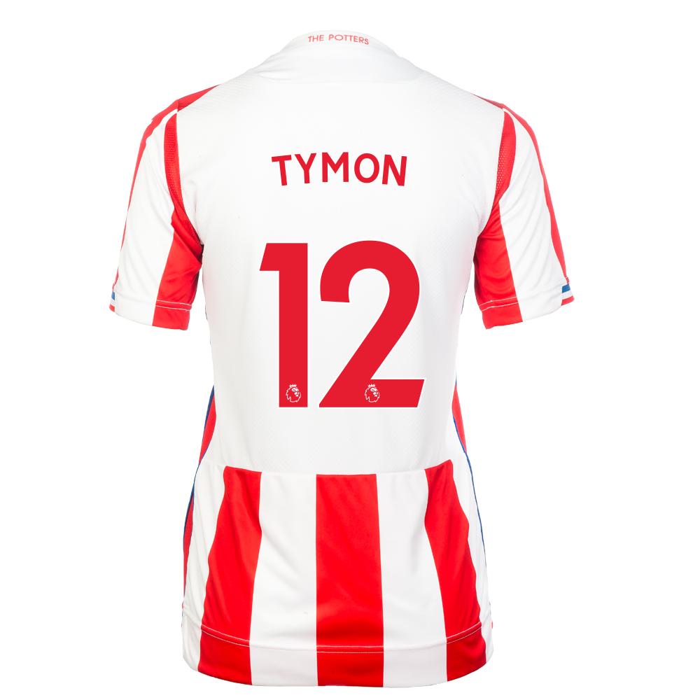2017/18 Ladies Home Shirt - Tymon