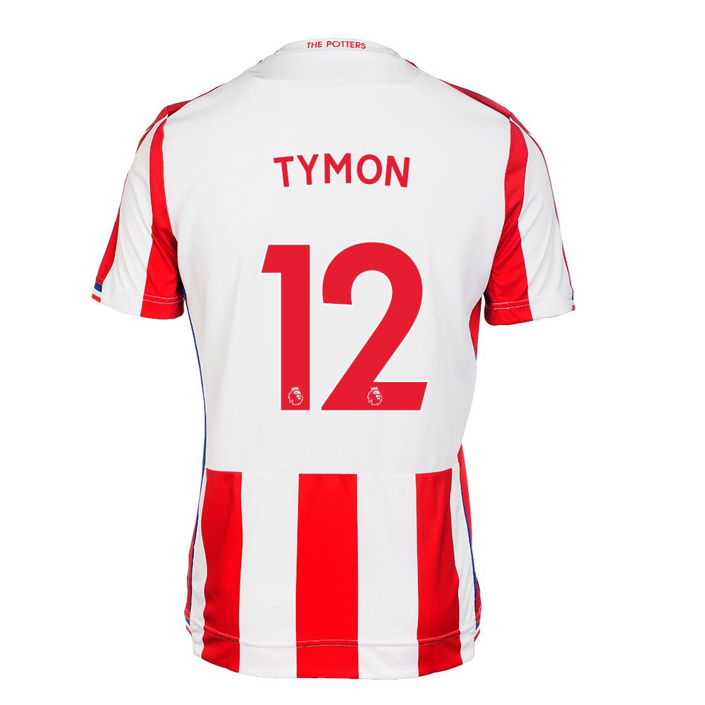 2017/18 Adult Home SS Shirt - Tymon