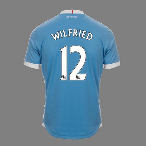 2016-17 Junior Away SS Shirt - Wilfried