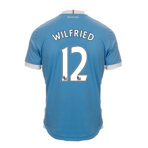 2016-17 Ladies Fit SS Away Shirt - Wilfried
