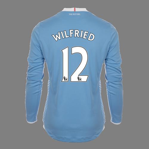 2016-17 Adult Away LS Shirt - Wilfried