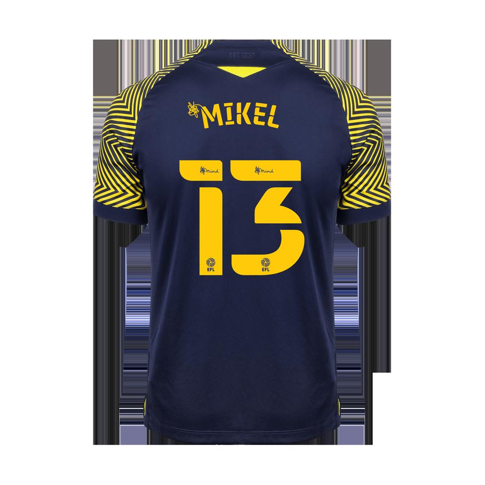 2020/21 Ladies Fit Away Shirt - Mikel