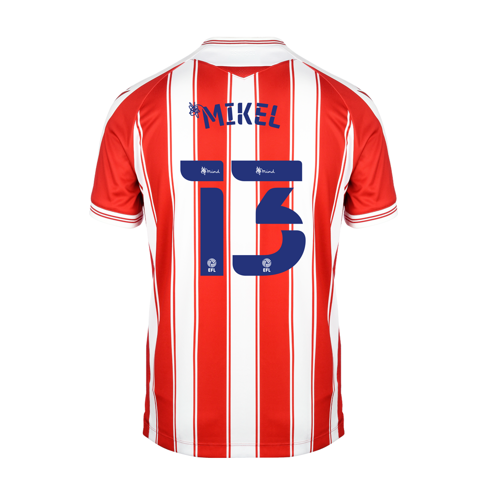 2020/21 Adult Home SS Shirt - Mikel