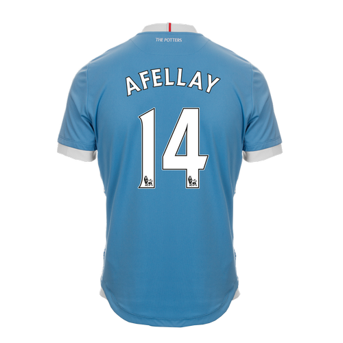 2016-17 Junior Away SS Shirt - Afellay