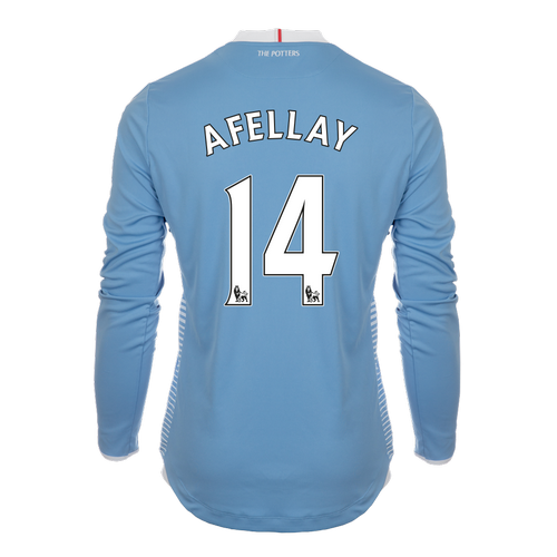 2016-17 Adult Away LS Shirt - Afellay