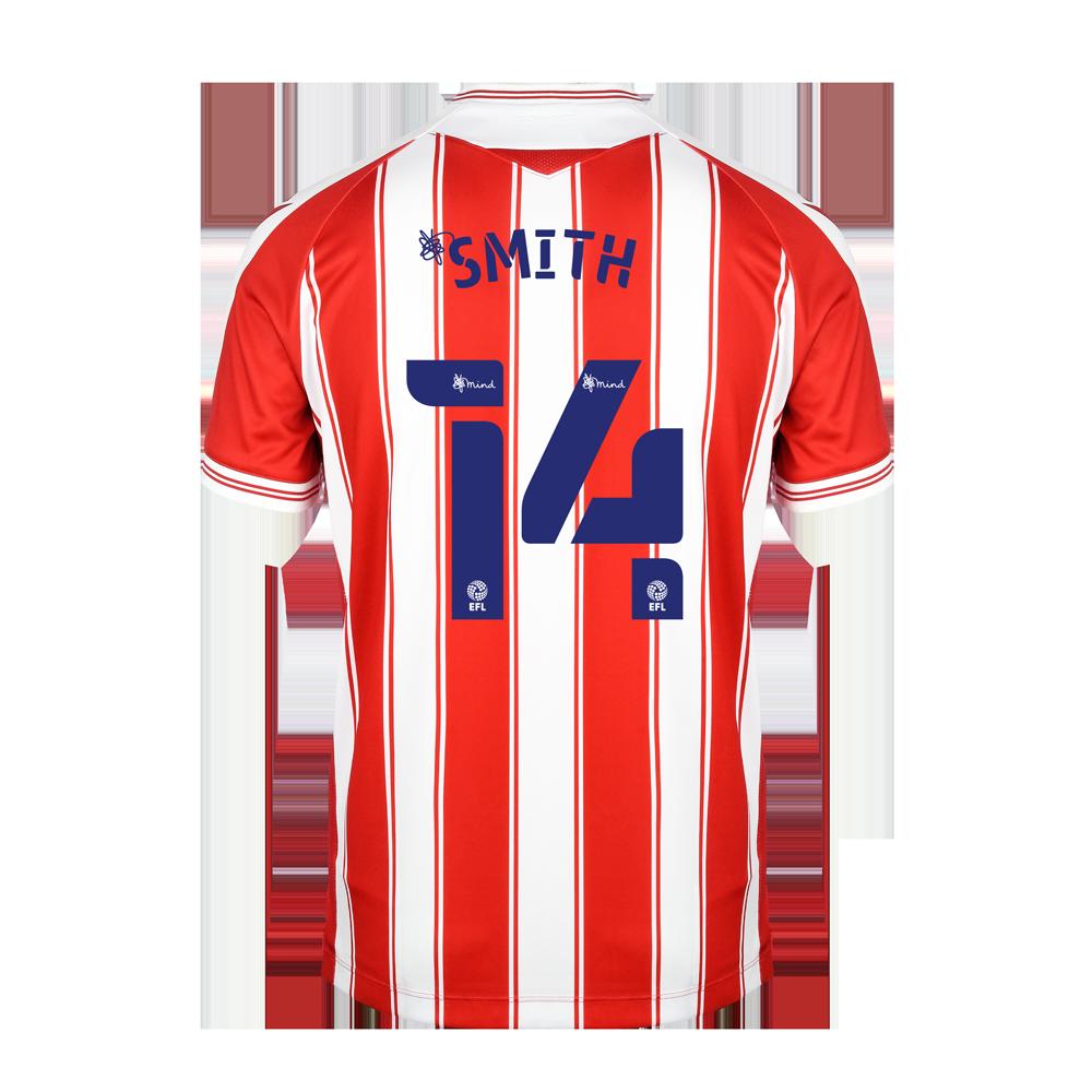 2020/21 Junior Home SS Shirt - Smith