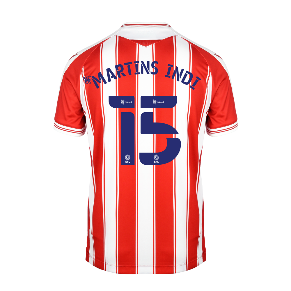 2020/21 Junior Home SS Shirt - Martins Indi