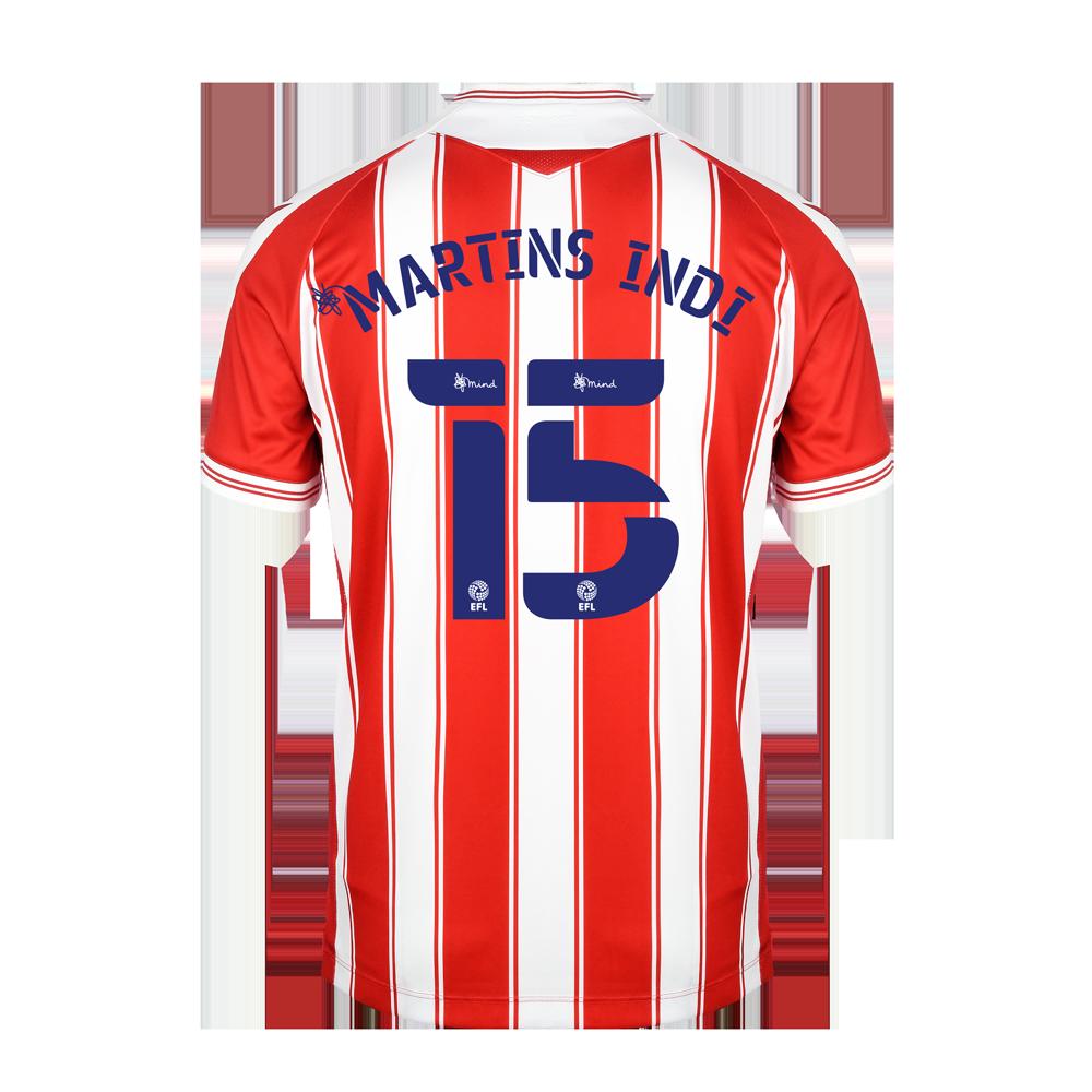 2020/21 Ladies Fit Home Shirt - Martins Indi