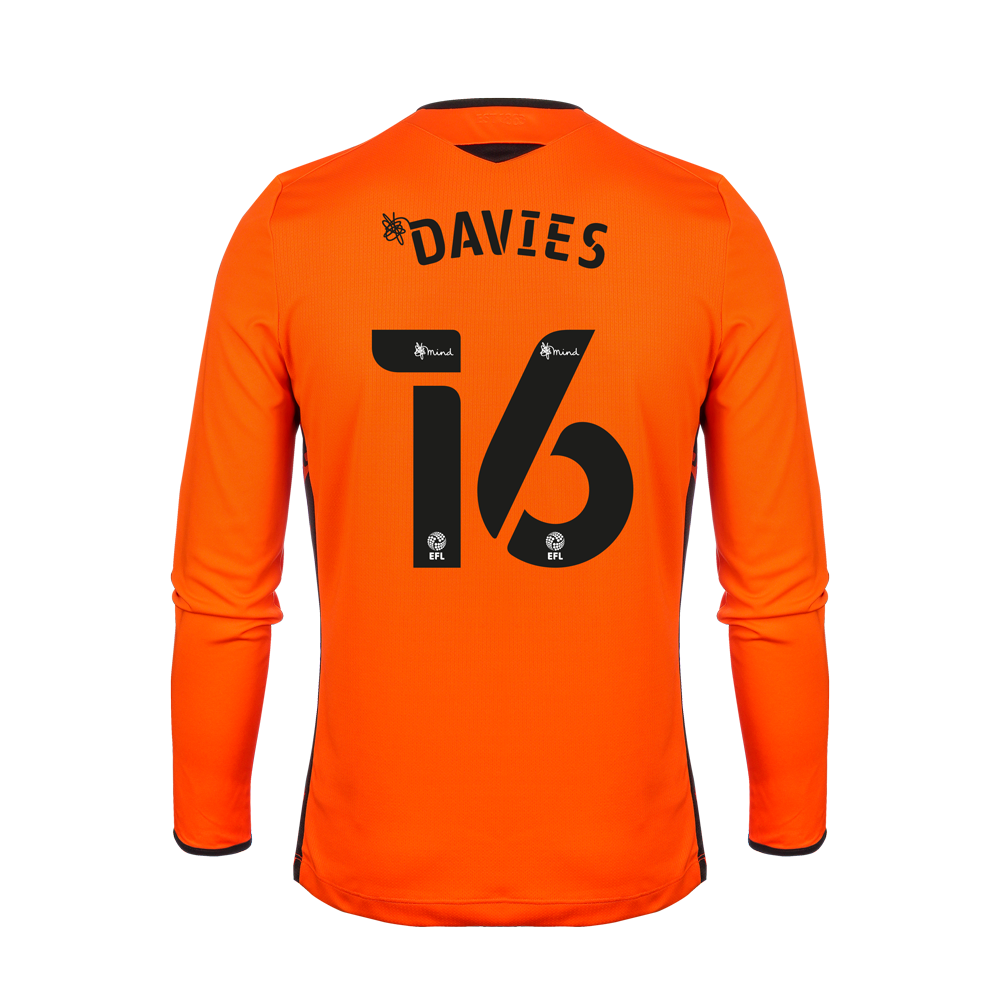 2020/21 Adult Away GK Shirt - Davies