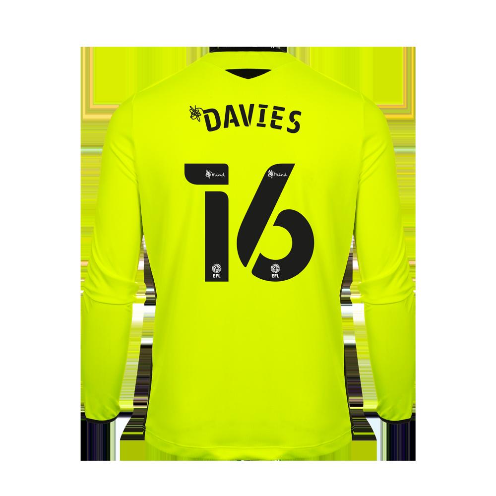 2020/21 Junior Home GK Shirt - Davies