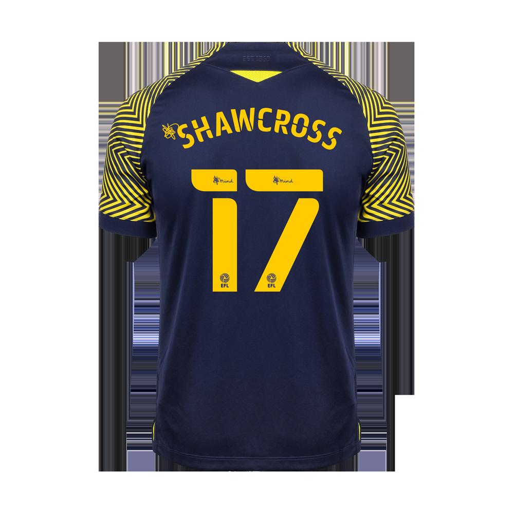 2020/21 Junior Away SS Shirt - Shawcross