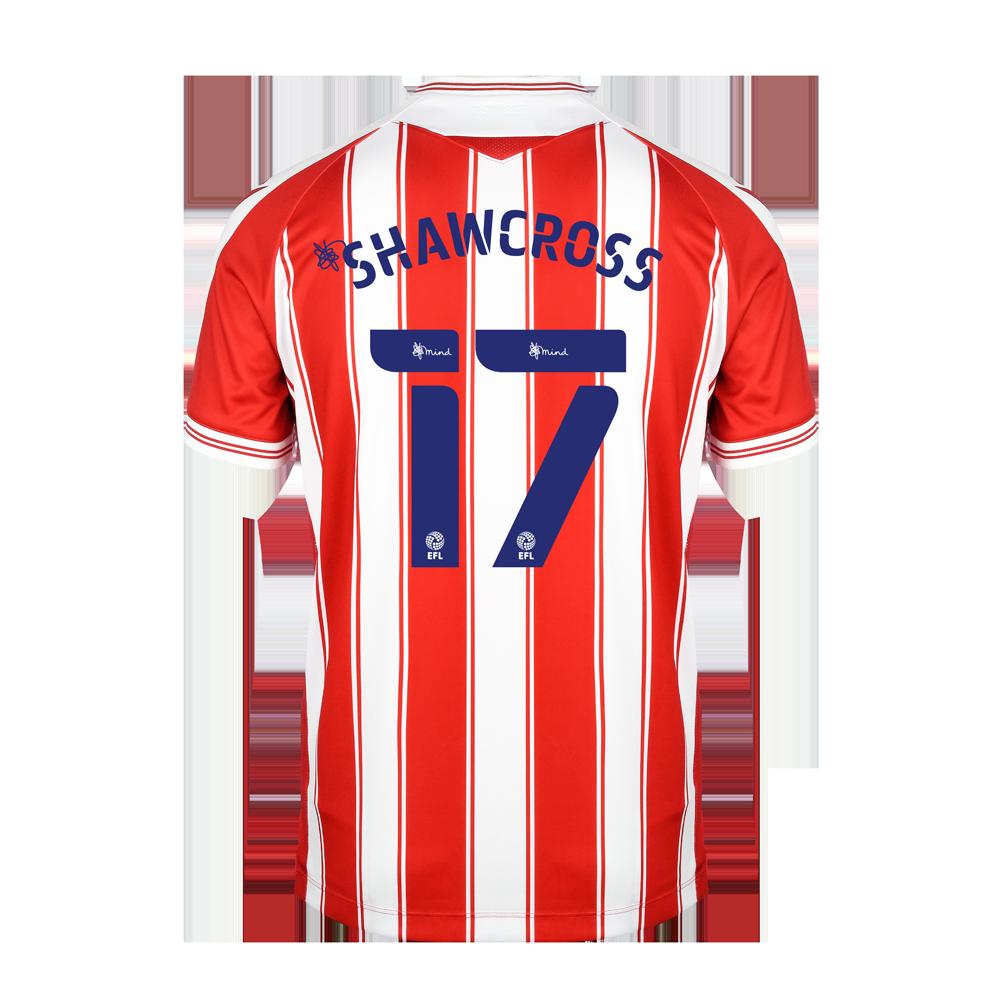2020/21 Junior Home SS Shirt - Shawcross