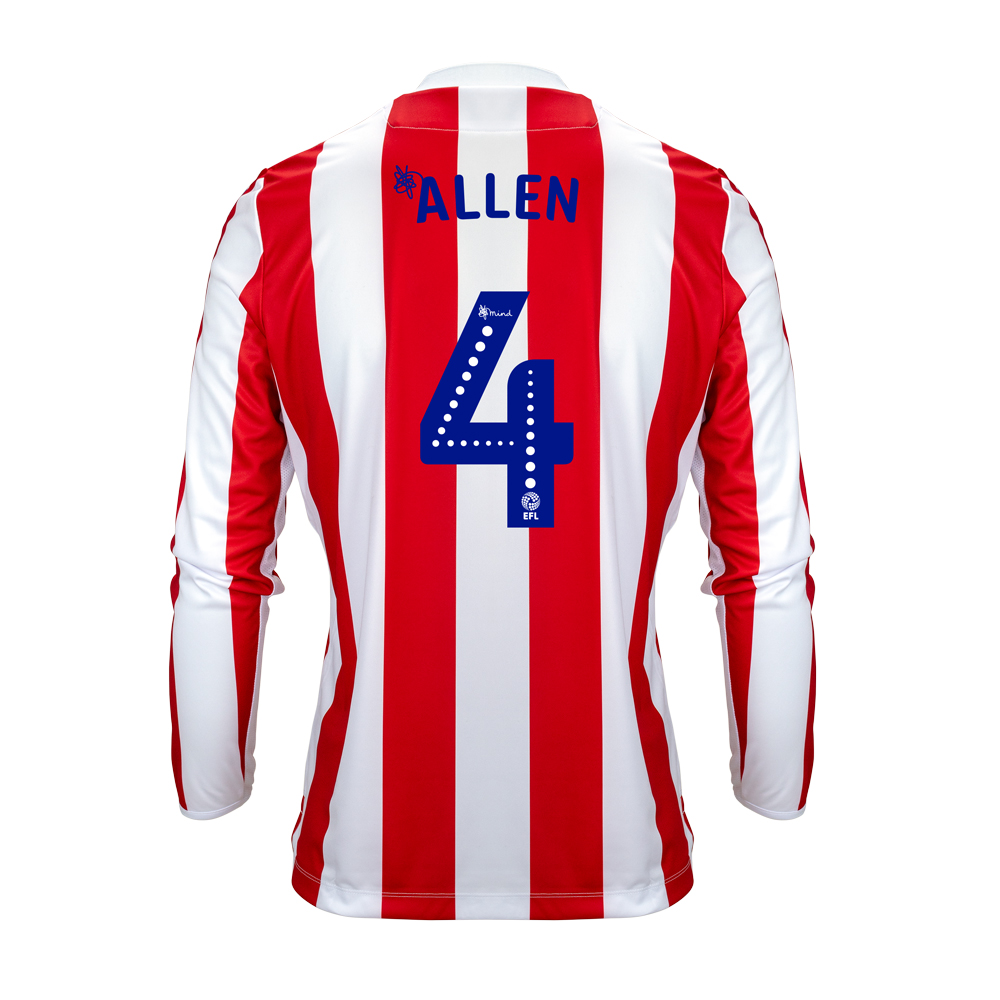 2018/19 Adult Home LS Shirt - Allen