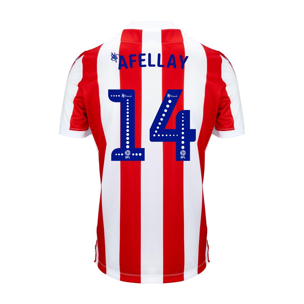 2018/19 Junior Home SS Shirt - Afellay
