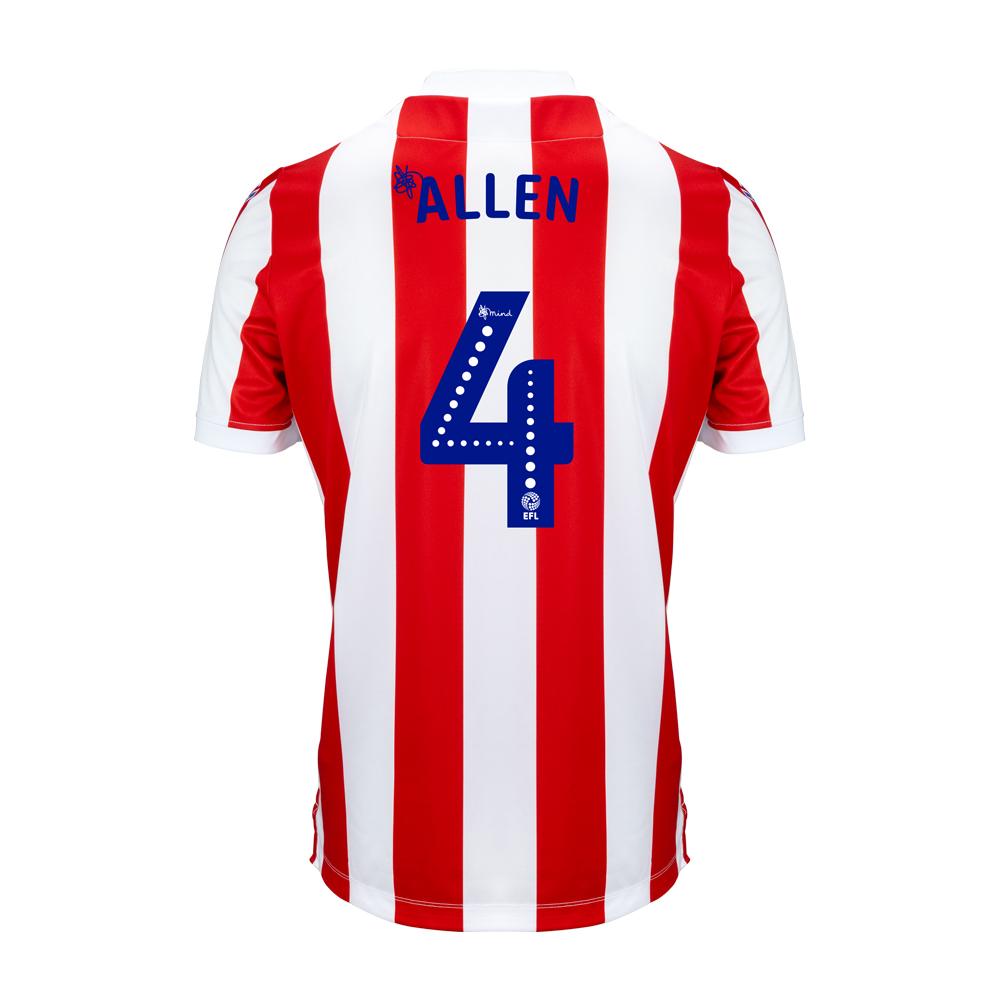 2018/19 Junior Home SS Shirt - Allen