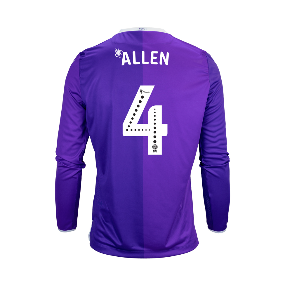 2018/19 Junior Away LS Shirt - Allen