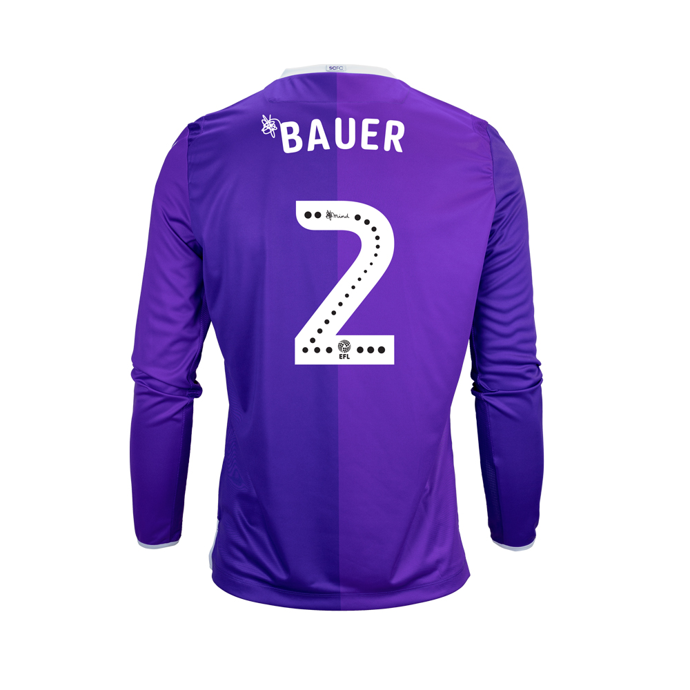 2018/19 Junior Away LS Shirt - Bauer