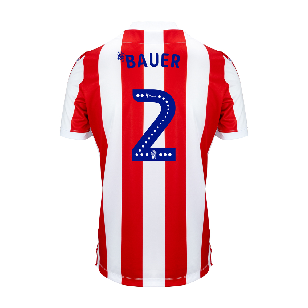 2018/19 Junior Home SS Shirt - Bauer