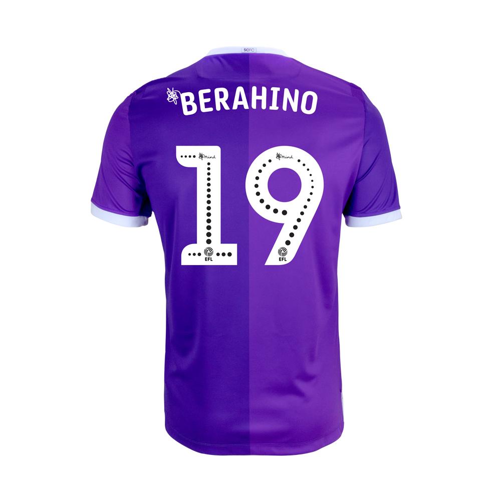 2018/19 Junior Away SS Shirt - Berahino