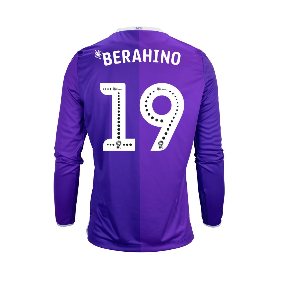 2018/19 Junior Away LS Shirt - Berahino