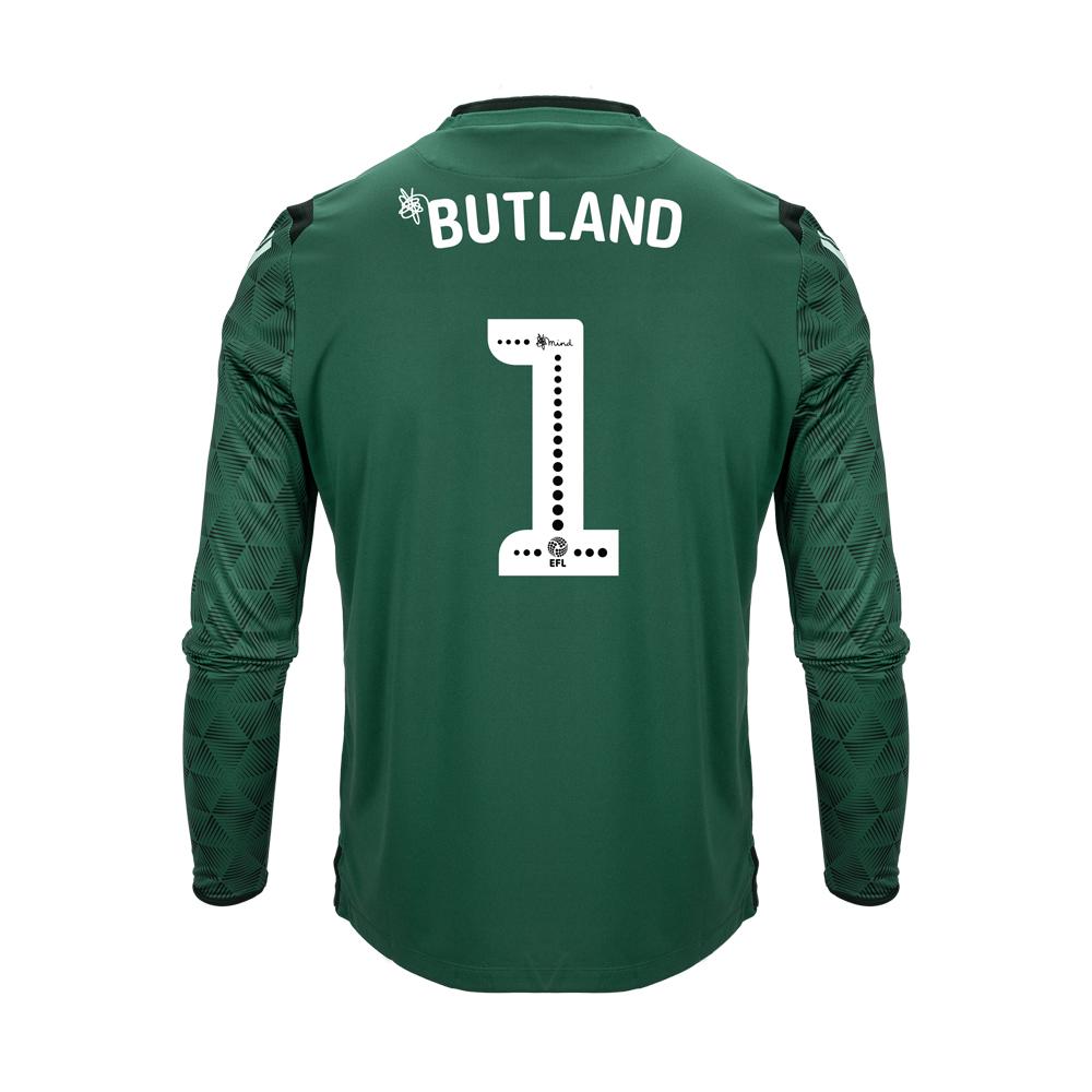 2018/19 Adult GK Away Shirt - Butland
