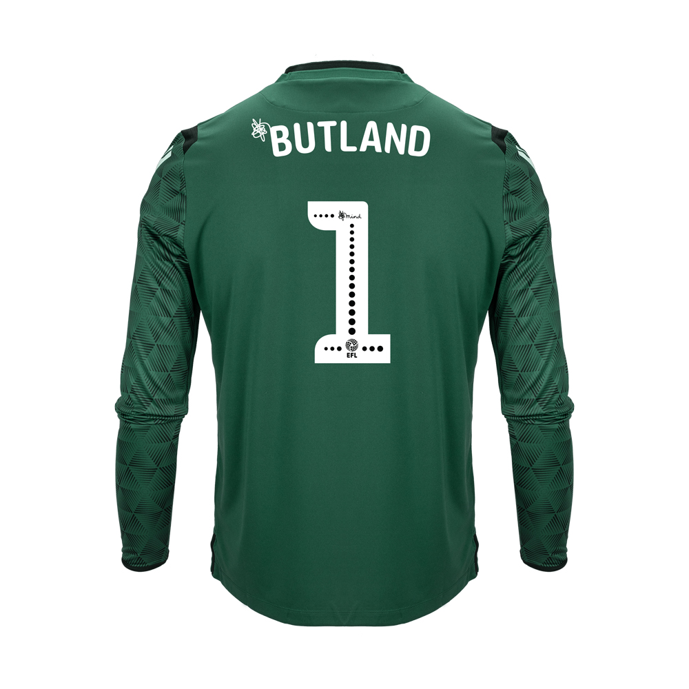 2018/19 Junior GK Away Shirt - Butland
