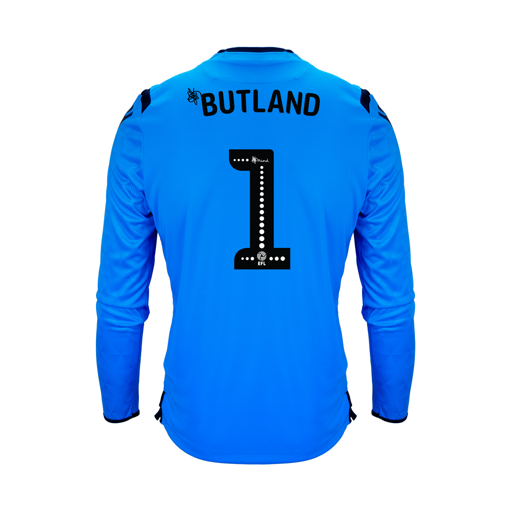 2018/19 Adult GK Home Shirt - Butland