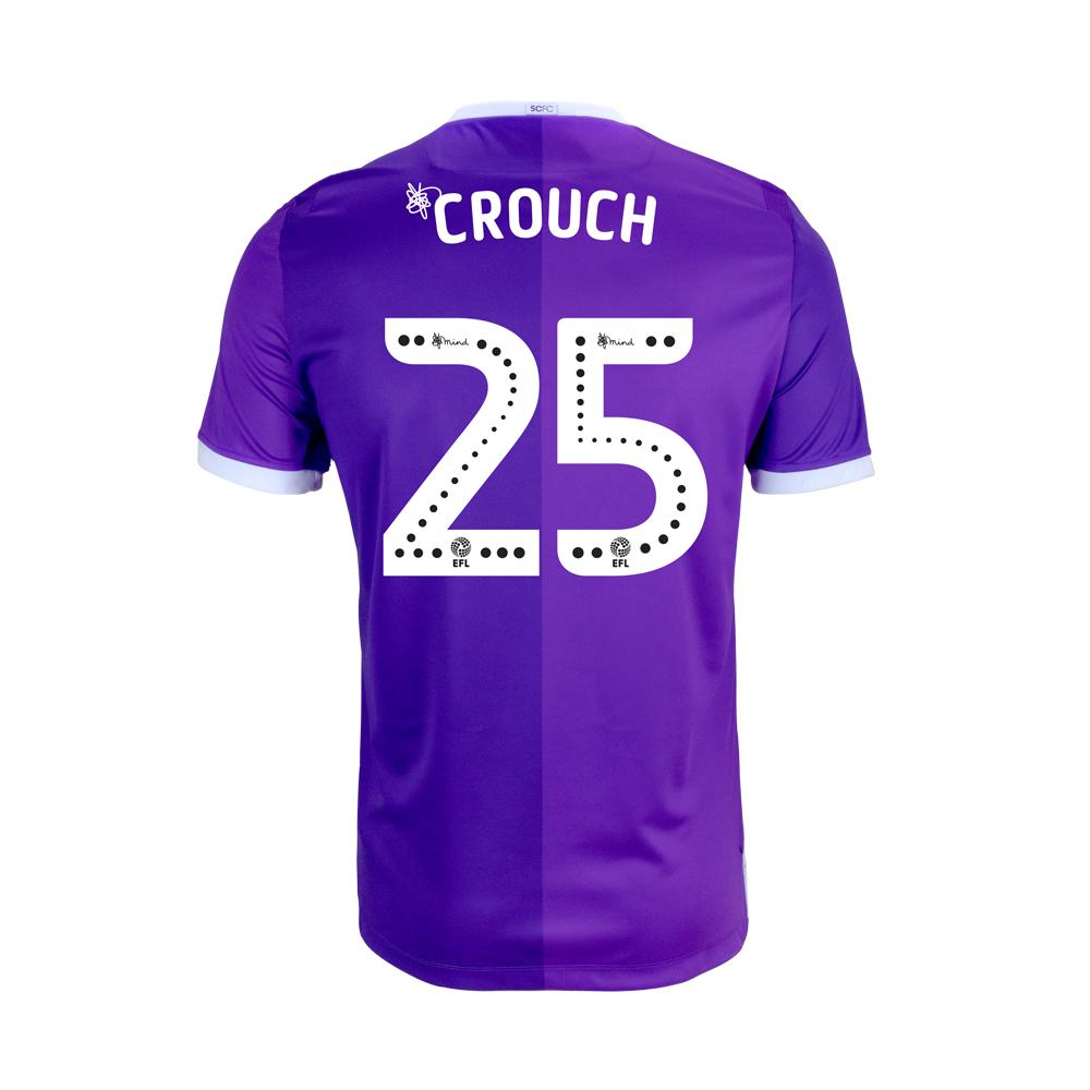 2018/19 Junior Away SS Shirt - Crouch