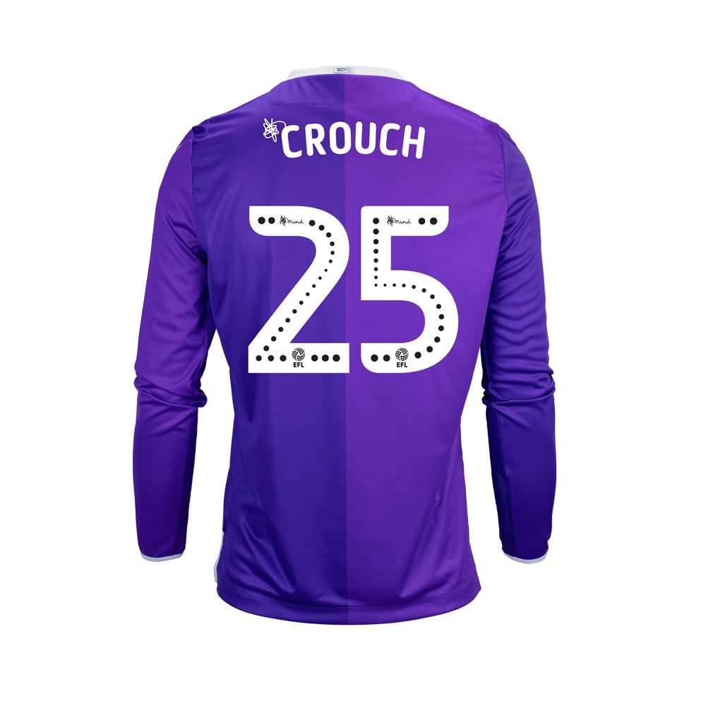 2018/19 Junior Away LS Shirt - Crouch